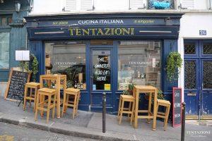 Trattoria Tholozé Paris 18