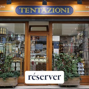 Restaurant Tentazioni Véron restaurant italien paris
